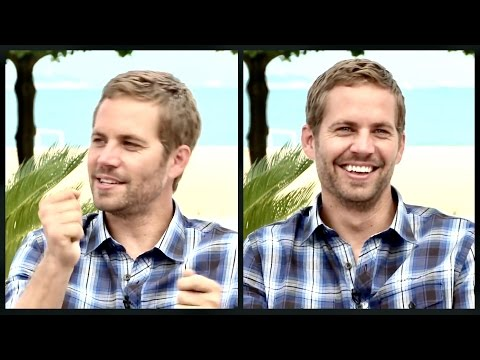 "PAUL WALKER talks about his first car in interview for ""Fast Five"" in 2011"