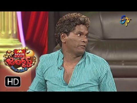Chammak Chandra Performance | Extra Jabardasth | 16th December 2016| ETV  Telugu
