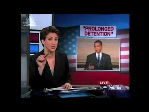 PROLONGED DETENTION BY OBAMA THE JERK OFF