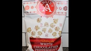 Angie's: Holidrizzle White Chocolatier Peppermint Kettle Corn Review