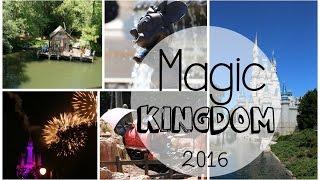 Magic Kingdom in Disney World | 2016