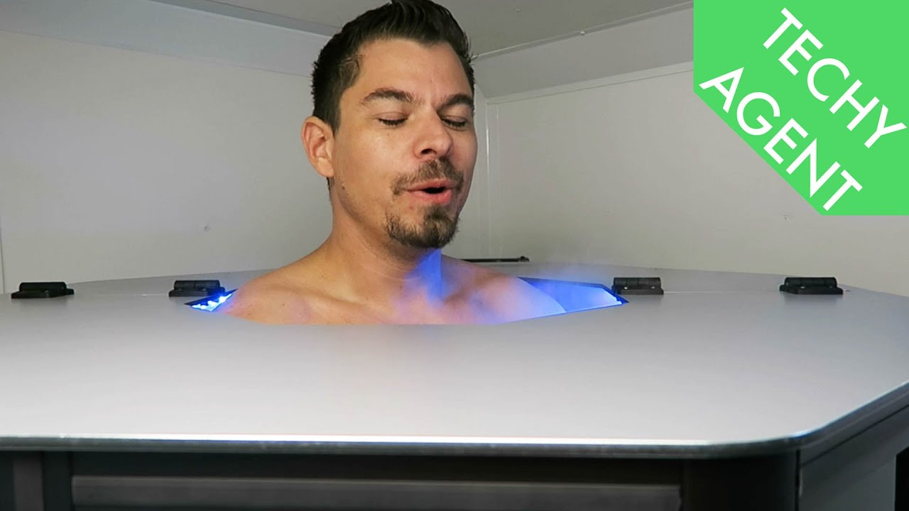 Cryotherapy / Cryogenic Chamber - Fitness Therapy Revolution?