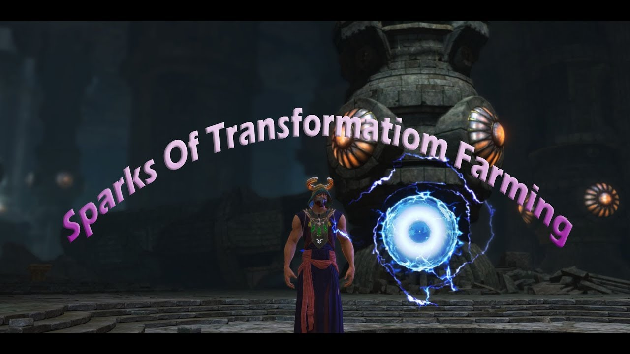 skyforge sparks of transformation