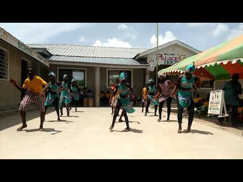 Palace School African Dance