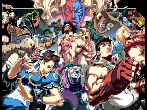 Street Fighter III - 3rd Strike OST Makoto's Stage ~Spunky~