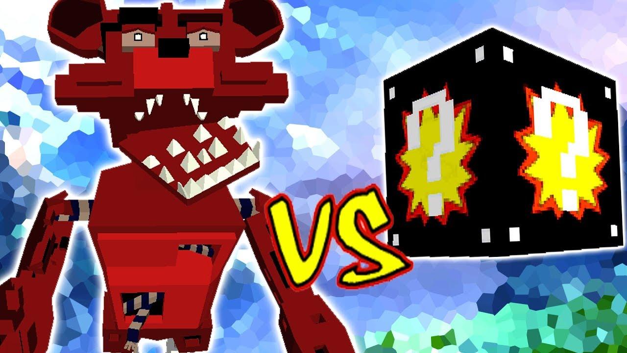Burning Godzilla Vs Lucky Block Extreme Minecraft Lucky Block