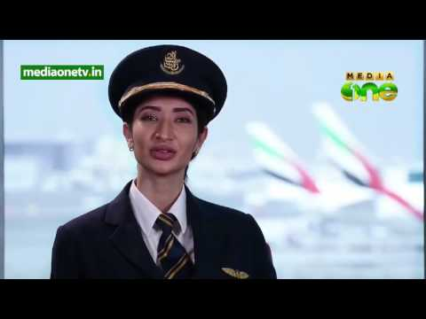 Two Woman Pilots Fly Emirates A380 For International Womens Day