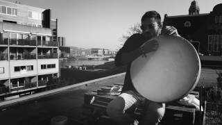 Nadav Dagon - Rooftop Ocean Drum Session in Amsterdam