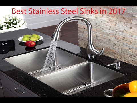 Merveilleux Top 5 Best Stainless Steel Sinks In 2017 | Best Stainless Steel Sinks