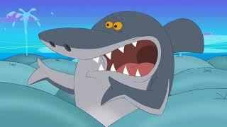 Зиг и Шарко сборник кит русский мультфильм дети видео мультфильмы