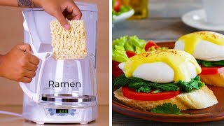 You Cooked Me By Surprise With These 12 Unusual Cooking Hacks!  DIY Kitchen Hacks by Blossom