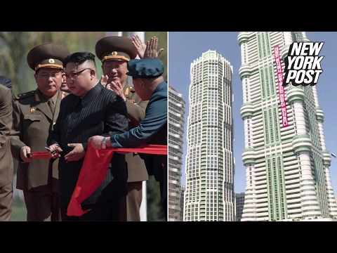 Thumbnail: North Korea calls its luxury high-rises scarier than its nukes | New York Post