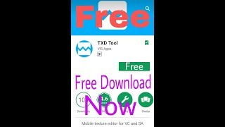 Gambar cover How to download and install Txd Tool in Android for free