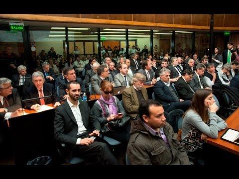 21ª audiencia de alegatos en el juicio oral por la tragedia de Once