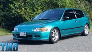 600 hp honda sleeper turbo honda eg hatch review