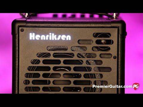 Review Demo - Henriksen Amplifiers Bud