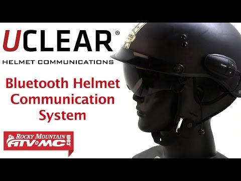 UCLEAR Bluetooth Helmet Communication System - Product Overview