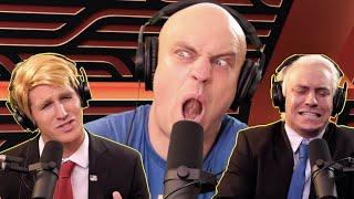 Joe Rogan hosts the Presidential Debate: Donald Trump vs. Joe Biden (PARODY) (pt. 3)