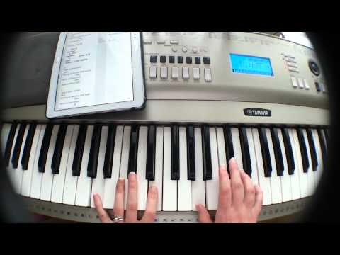 Hillsong United - Hosanna Piano Tutorial
