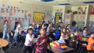 Fight Song, by Mrs. Robinson's Second Grade