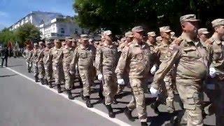 Парад Победы в Симферополе 2016: Народное ополчение Крыма(, 2016-05-09T09:02:08.000Z)