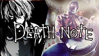 Death Note - L's Theme banjo cover