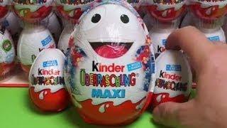 Đồ chơi 2 trứng socola Kinder Surprise Eggs