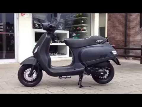 Onwijs Agm VX50s 4takt Vespa S Sport Look A like Leverbaar Bij HA-08