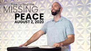 How to Find the Missing Peace | Pastor Derek Anglin