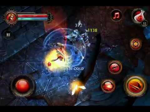 Dungeon Hunter 2 Berserker Lvl 100