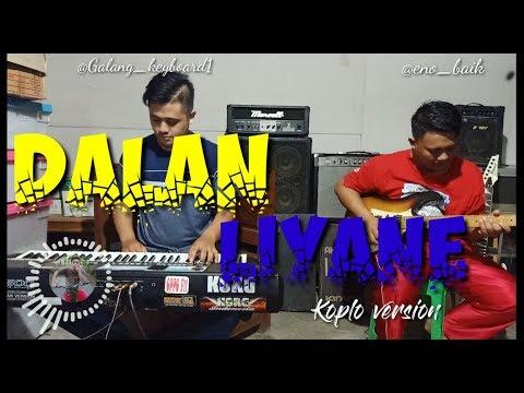 dalan-liyane-//-happy-asmara-//-karaoke-instrumen-//-#ambyar-//-cover-pa600-+-boss-gt-6