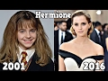 Harry Potter Before And After 2016