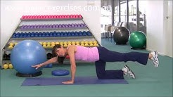 hq2 - Sacroiliac Back Pain Exercises