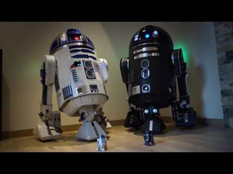Star Wars R2D2 C2B5