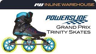 2017 Powerslide Grand Prix Trinity Skates Review