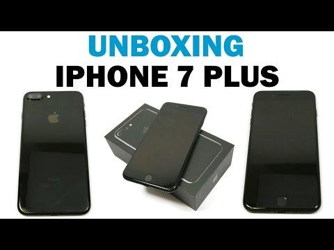 Apple IPhone 7 Plus (128GB) | Unboxing 101