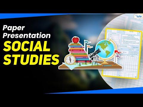 Social Studies Paper Presentation Tips | Exam Tips | Letstute