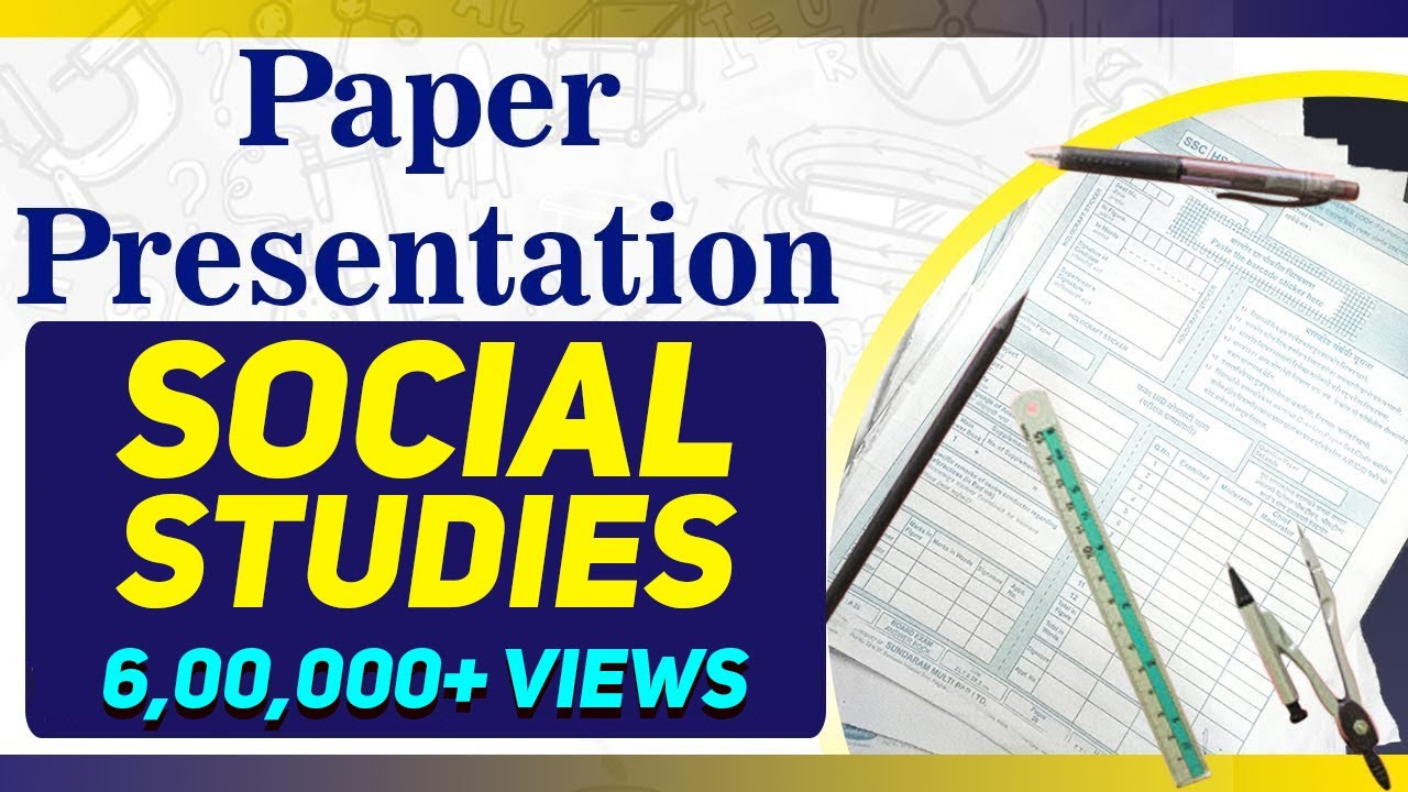 Social Studies Paper Presentation Tips | Board Exam Tips | Letstute