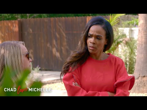 Michelle Tries to Resolve the Tension Between Her and Chad's Sister | Chad Loves Michelle | OWN