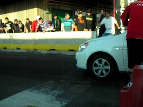 Renault Clio 1.6 16v vs Hyundai Accent 1.6 16v MERSAN