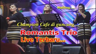 ROMANTIS TRIO - Unang Sai Dokkon Au Selingkuh II CINTA BEDA AGAMA