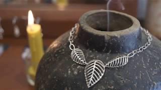 Lotus Space - Creative silver jewellery design