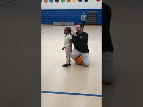 Van and Bonnie in the Morning - Gym teacher goes above & beyond - it's adorable!