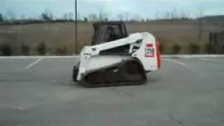 Construction Equipment Auction,  Bobcat