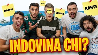 INDOVINA CHI con i CALCIATORI! (Post it Challenge) w/Fius Gamer & Ohm