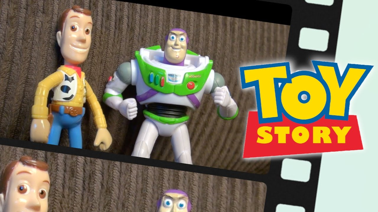 New Cast TOY STORY 4 Parody Auditions! Woody Buzz Lightyear Batman - YouTube