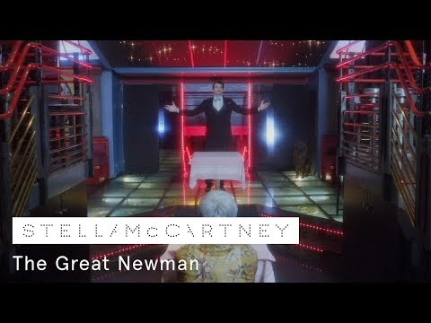The Great Newman  A film by Suzie and Leo featuring Stanley Weber