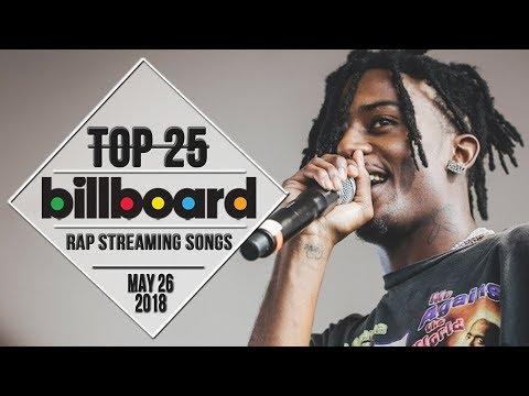 Top 25 • Billboard Rap Songs • May 26, 2018 | Streaming-Charts
