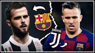 Arthur Accepts Transfer To Juventus! Pjanic Swap Deal Imminent!