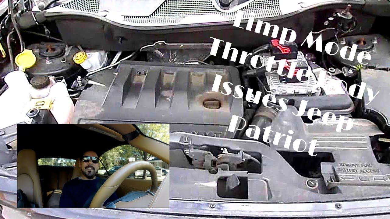 limp mode chrysler jeep patriot [ 1280 x 720 Pixel ]